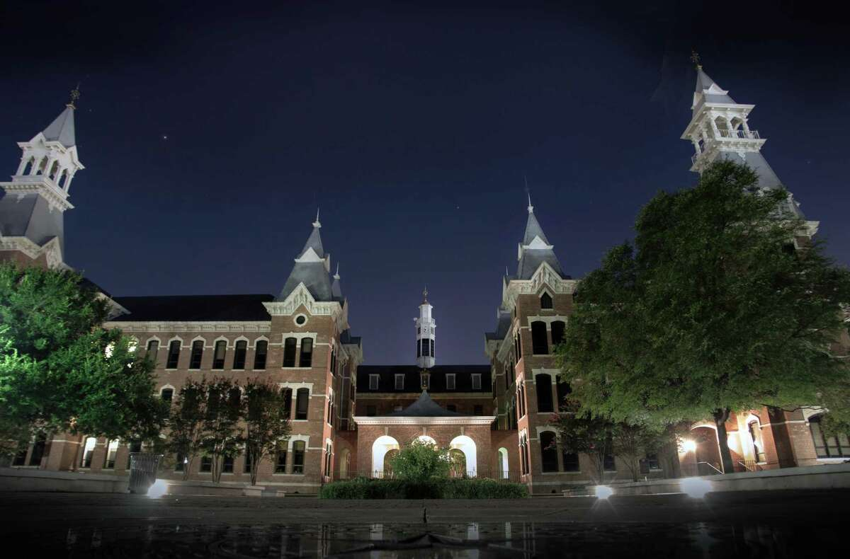 Baylor University, Waco, TX. Photos by Hannah Neumann for Houston Chronicle.