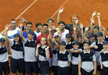 Novak Djokovic S Stunt Backfires And Tennis Loses Sfchronicle Com