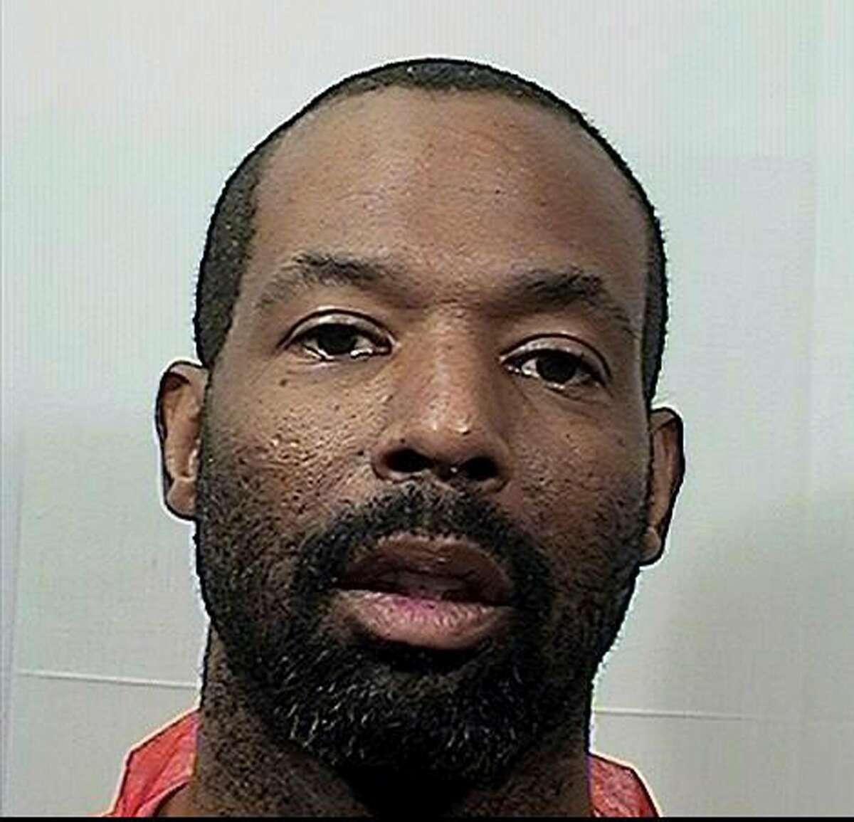 """In this March 20, 2018, photo released by the California Department of Corrections and Rehabilitation is Napoleon Brown. San Francisco's mayor has joined other members of her family in requesting an early release from prison for an older brother who has served nearly two decades of a 44-year sentence on a manslaughter conviction. Mayor London Breed sent a letter to outgoing Gov. Jerry Brown in late October asking him to """"consider leniency"""" and commute the sentence of Napoleon Brown, who struggled with drugs from a young age, the San Francisco Chronicle reported Wednesday, Dec. 19, 2018. (California Department of Corrections and Rehabilitation via AP)"""