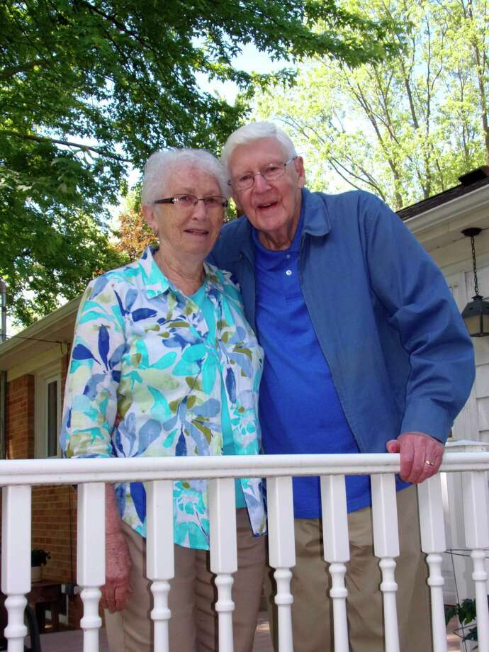 Max and Doris McKenzie have worked hard to have a blessed life in the Upper Thumb. (Rich Harp/For the Tribune)
