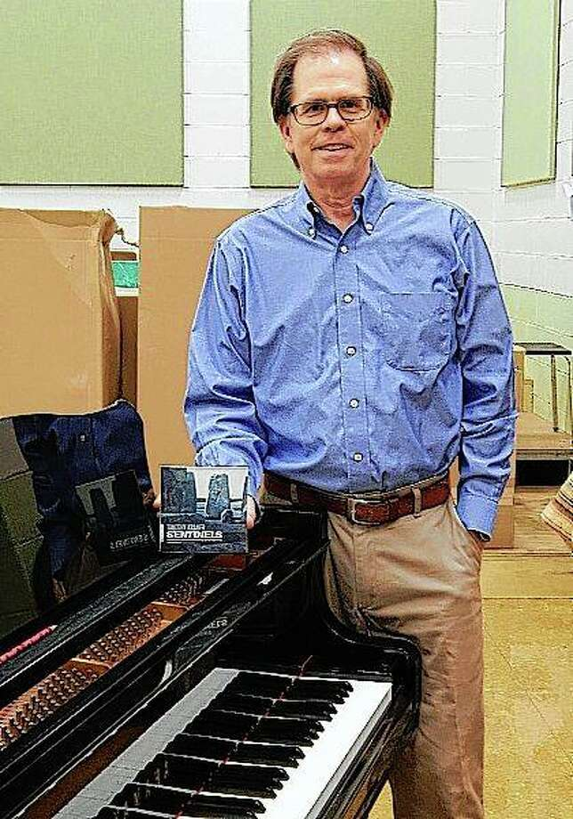 Timothy Kramer, Illinois College's Edward Capps Professor of Humanities and Professor of Music, has released an album of some of his classical music compositions from the past 30 years. Photo: Angela A. Bauer | Journal-Courier