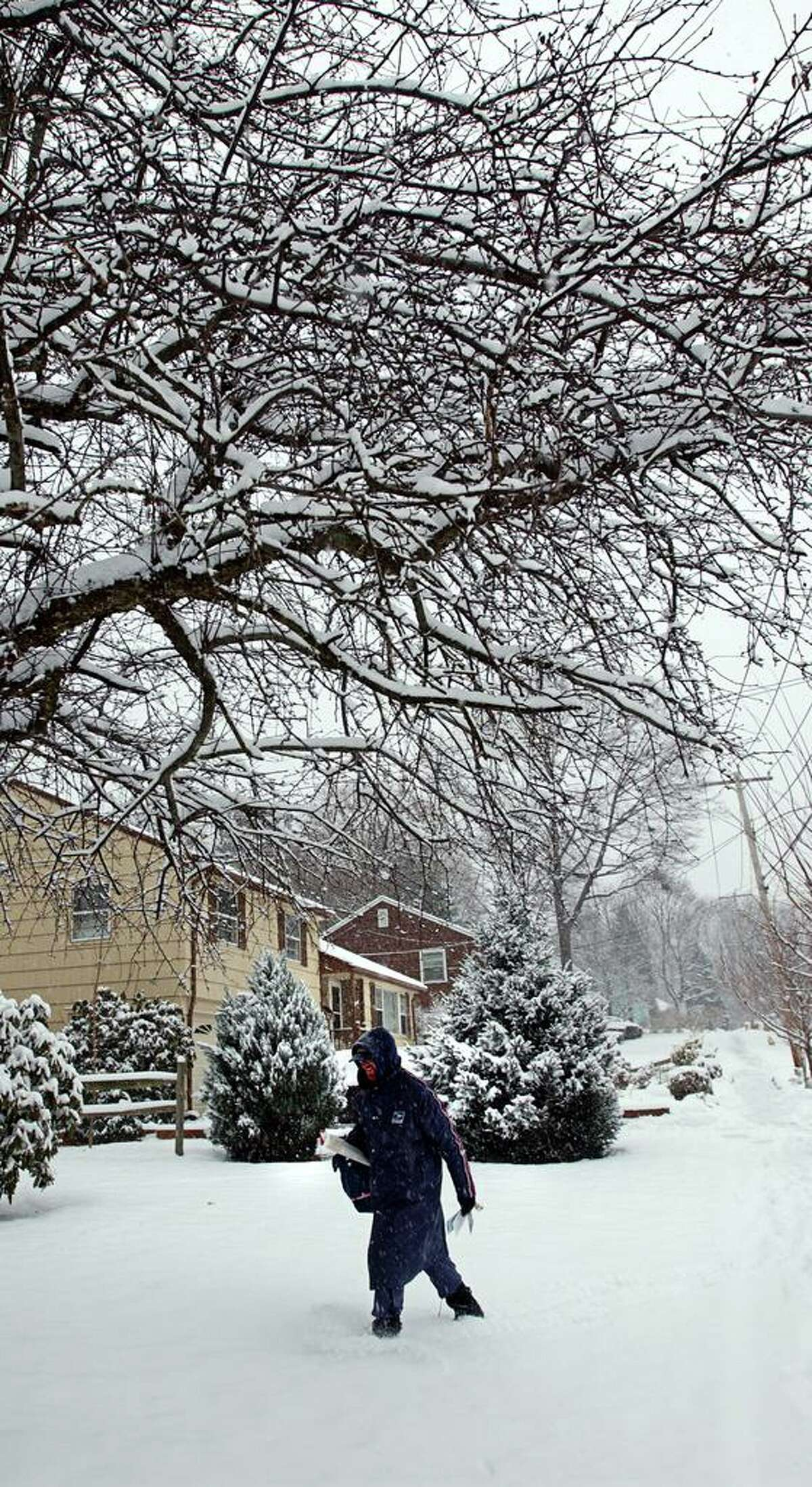 The weather is nice now but according to change of address request forms from the United States Postal Service, between March and June 2020, there were 325 change of address requests from outside Connecticut to Hamden. The means there could be some new residents who will meet a New England winter this year.