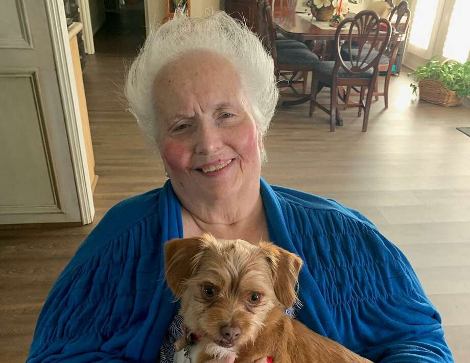 Arleah Laurette Bruce Hillegeist passed away on June 20, 2020 at her Tomball area home. Photo: Courtesy Of Bruce Hillegeist / Submitted