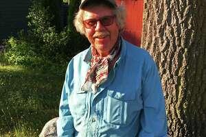 Shelton farmer/poet/philosopher Terry Jones of Shelton.