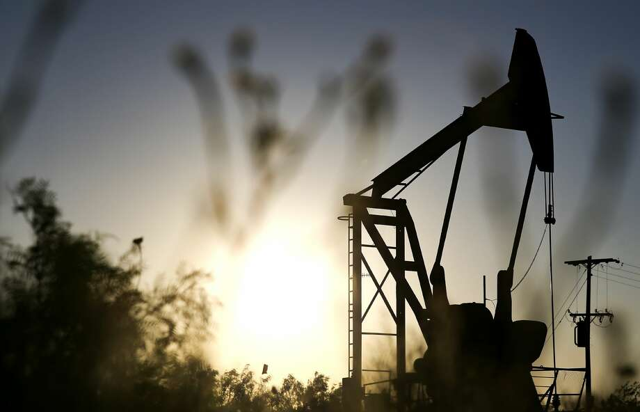 West Texas Intermediate on the New York Mercantile Exchange dropped 59 cents, or about 1 percent, Friday, to close at $40.60 per barrel. This compares to Monday, when prices jumped $2.17 to close at $39.22 per barrel. That was followed by a $1.45 gain Tuesday that put prices back above $40 a barrel. Prices fell to $39.95 Wednesday before closing at $41.19 Thursday. The posted price ended the week at $37 per barrel. Photo: Elizabeth Conley/Staff Photographer / © 2020 Houston Chronicle