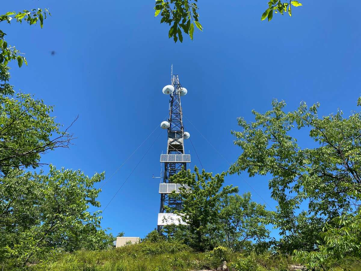 Tower at Cathead Mountain