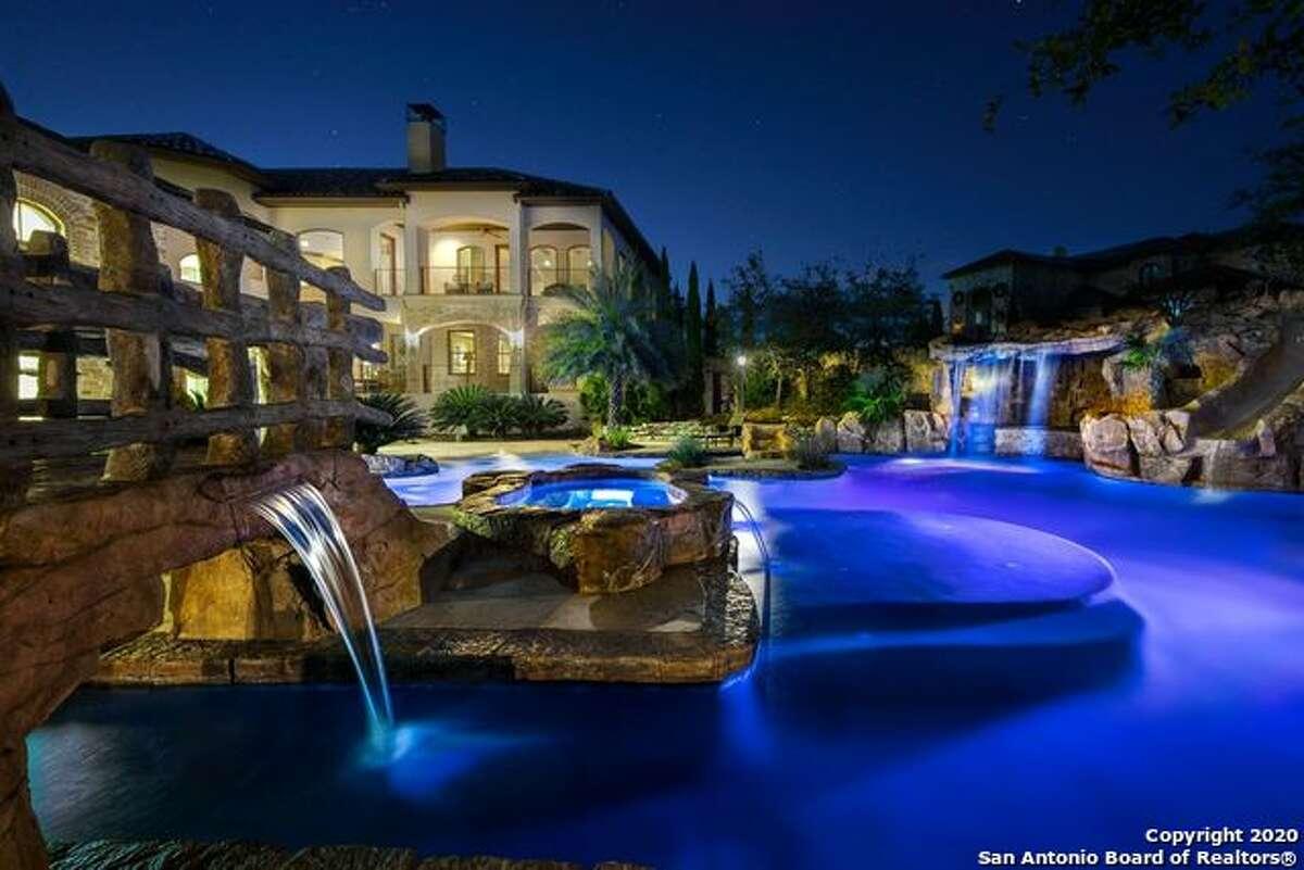 This San Antonio property has 13,532 square feet.
