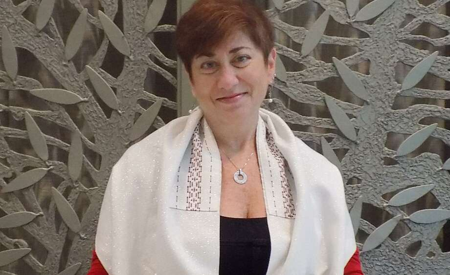Harriet Dunkerley is the new cantor and spiritual leader at Temple B'nai Chaim in Georgetown. Photo: Temple B'nai Chaim / Contributed Photo / Wilton Bulletin