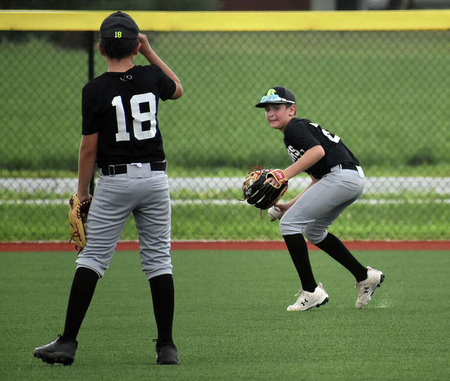 Plummer Family Park was the place to be for baseball over the weekend. This was the first weekend the park was open for tournament play. With multiple fields available, four games were being played simultaneously. Photo: Matt Kamp|The Intelligencer