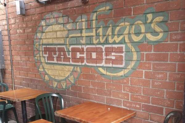 The interior of Hugo's Tacos, a restaurant with two locations in Los Angeles. Both closed as a result of customers harassing employees as they refused to wear masks.