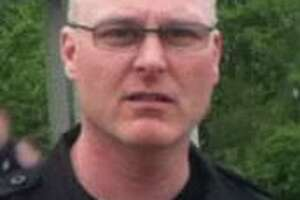 Former Trumbull police officer William Ruscoe is facing sex assault charges.