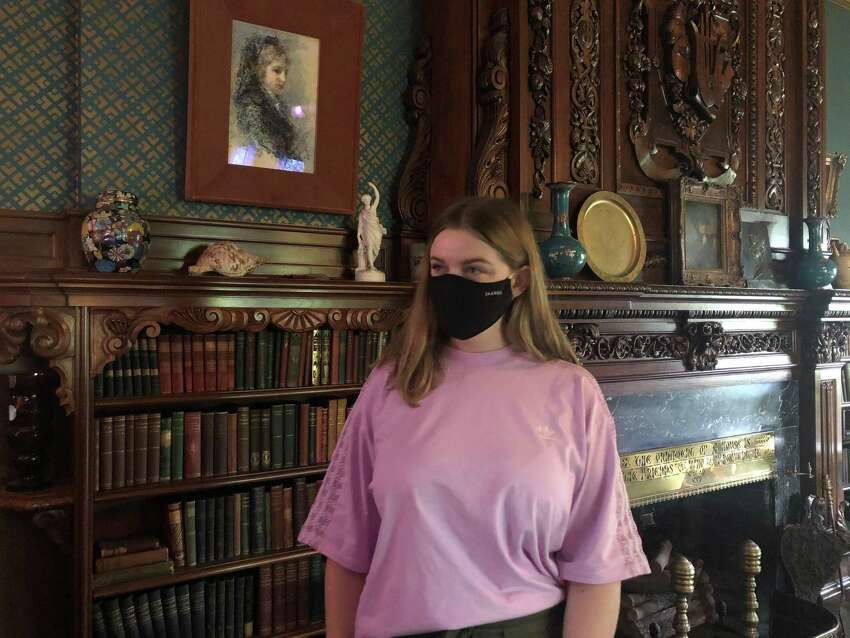 The Mark Twain House in Hartford is open for limited capacity, socially distant tours. Home to Samuel Clemens and his family from 1874 to 1891, it features unique pieces such as Twain's