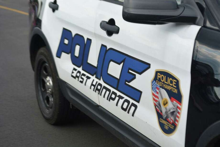 East Hampton police Photo: Hearst Connecticut Media File Photo