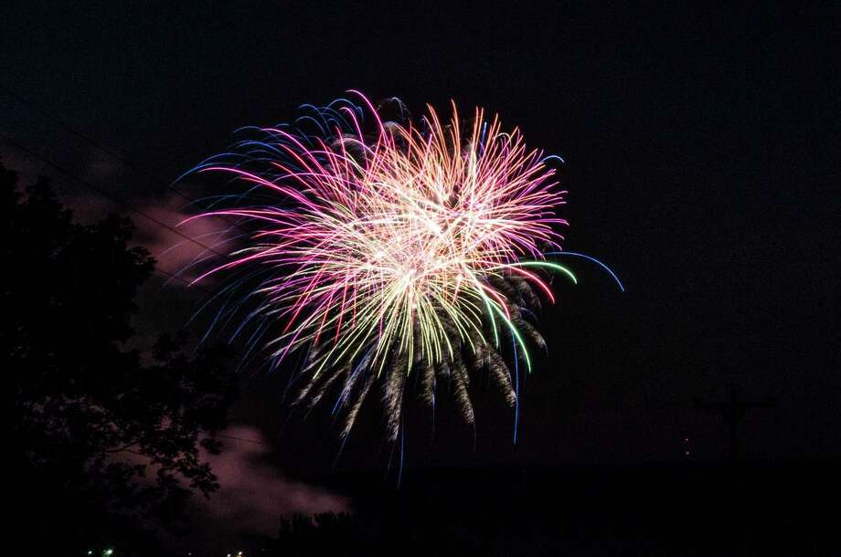 Cass City will still hold its annual fireworks display despite the cancellation of this year's Freedom Festival. (Tribune File Photo)