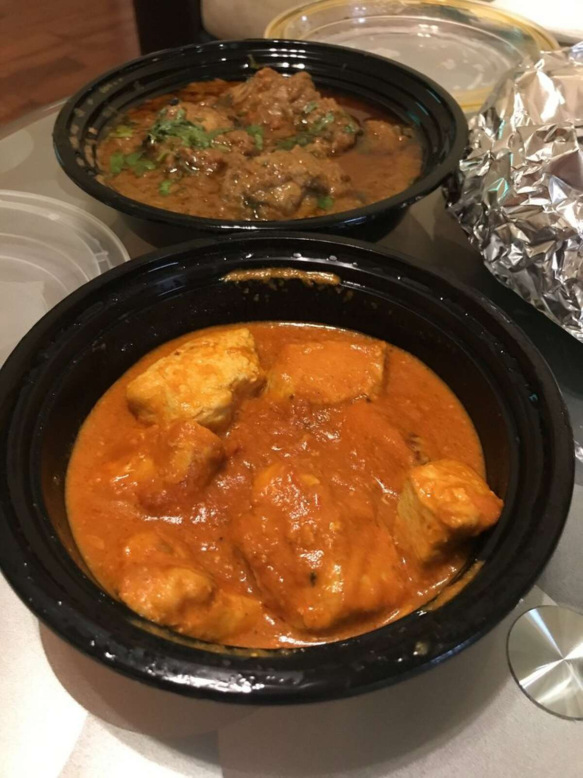 Butter ChickenChevron Family Kitchen11836 S Hwy 6 Sugar Land, TX 77498 Yelp review by Mat M: