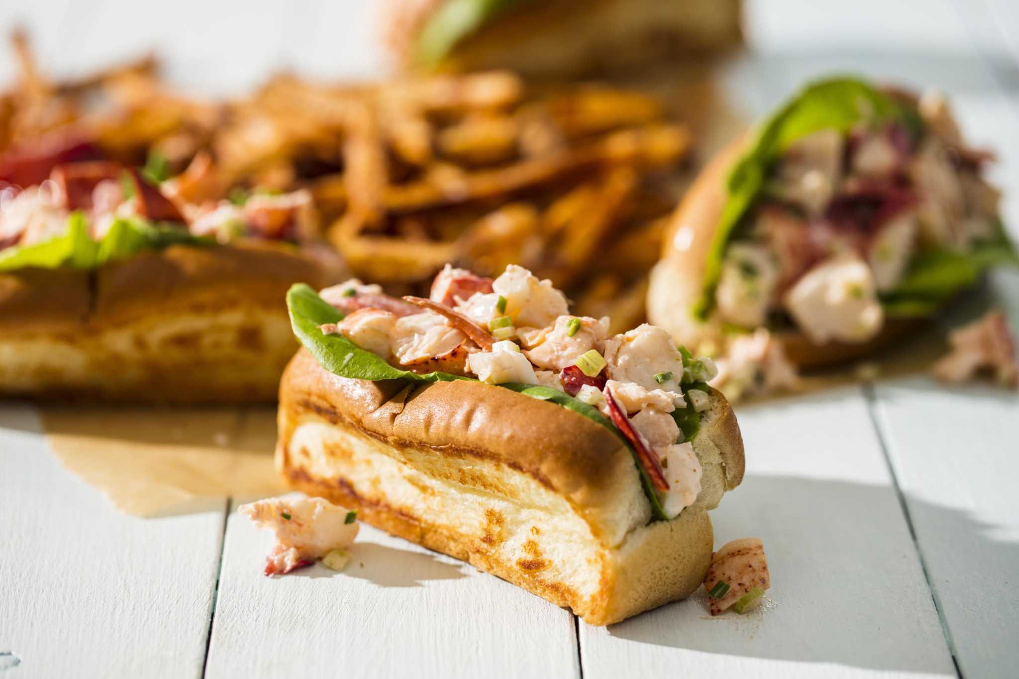 Recipe: New England Lobster Rolls
