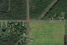 A screenshot shows the intersection of West Redstone Road and South Lewis Road in Jasper Township.