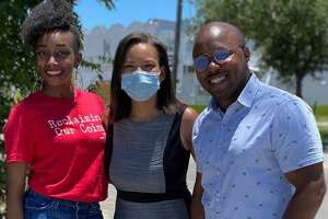 Cocoa Collective Exchange's founder, Arleita Myers is teaming with 22 Houston black-owned businesses to host a virtual marketplace. The marketplace event is slated for this weekend, July 3-5 2020.   (Myers is featured to the far left)