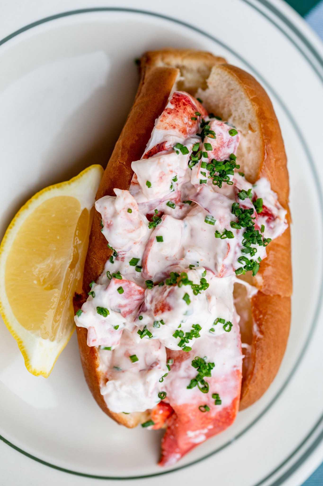 Lobster rolls are summer's most indulgent sandwich