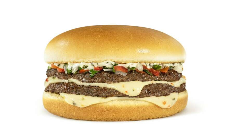Whataburger fans will notice a new option on menus this summer — the Pico de Gallo burger. Photo: Whataburger