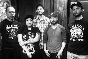 Houston band Dreamwalker