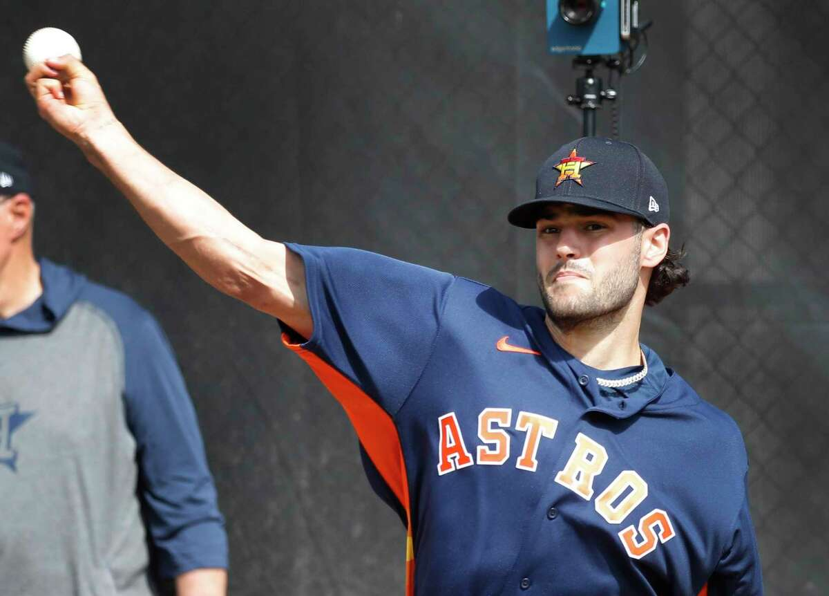 Eager to throw a meaningful pitch for the first time since 2018, Astros pitcher Lance McCullers Jr. has continued to prepare diligently during baseball's three-month shutdown.