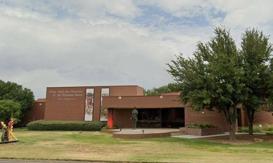 The Ellen Noel Art Museum has canceled the last two summer camps of 2020, according to a press release. Photo: Google Maps