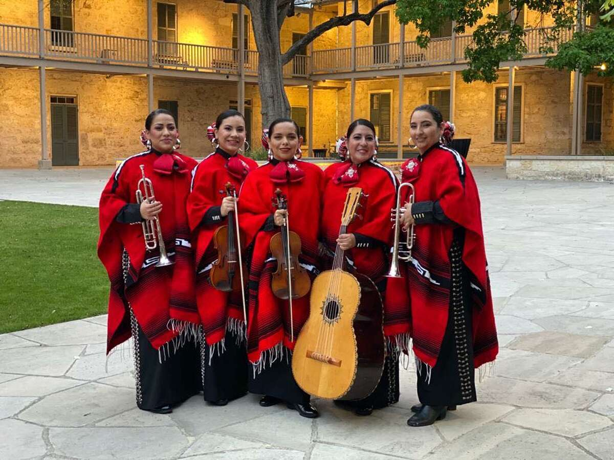 Mariachi Guerrera Quetzalli This all-female ensemble is out of San Antonio and under the direction of Founder/Guitarist Beatriz A. Delgado.