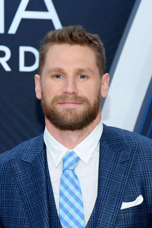 Chase Rice attends the 52nd annual CMA Awards at the Bridgestone Arena on November 14, 2018 in Nashville, Tennessee. (Photo by Jason Kempin/Getty Images) Photo: Jason Kempin, Getty Images