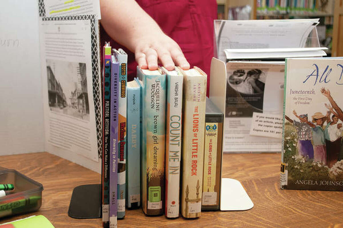 Books are available to check out from Jacksonville Public Library to help parents to talk with their children about racism. The library teamed up with the Jacksonville chapter of the National Association for the Advancement of Colored People.