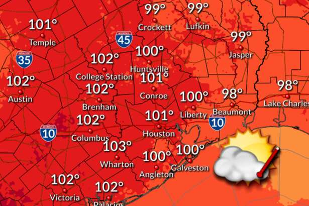 Heat is the main factor in Houston's forecast for Tuesday, June 30, 2020.