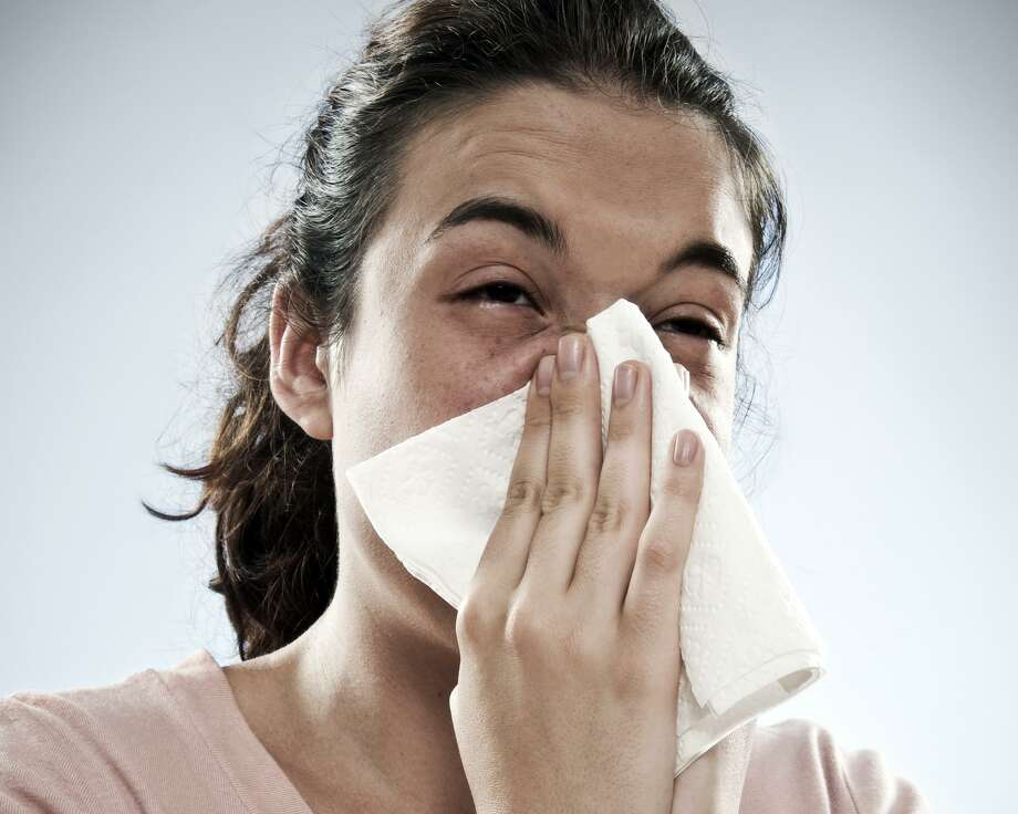 Add seasonal allergies to the list of conditions with many of the same symptoms as COVID-19, causing fear and confusion for some. Photo: Ugurhan Betin / Getty Images / Getty Images
