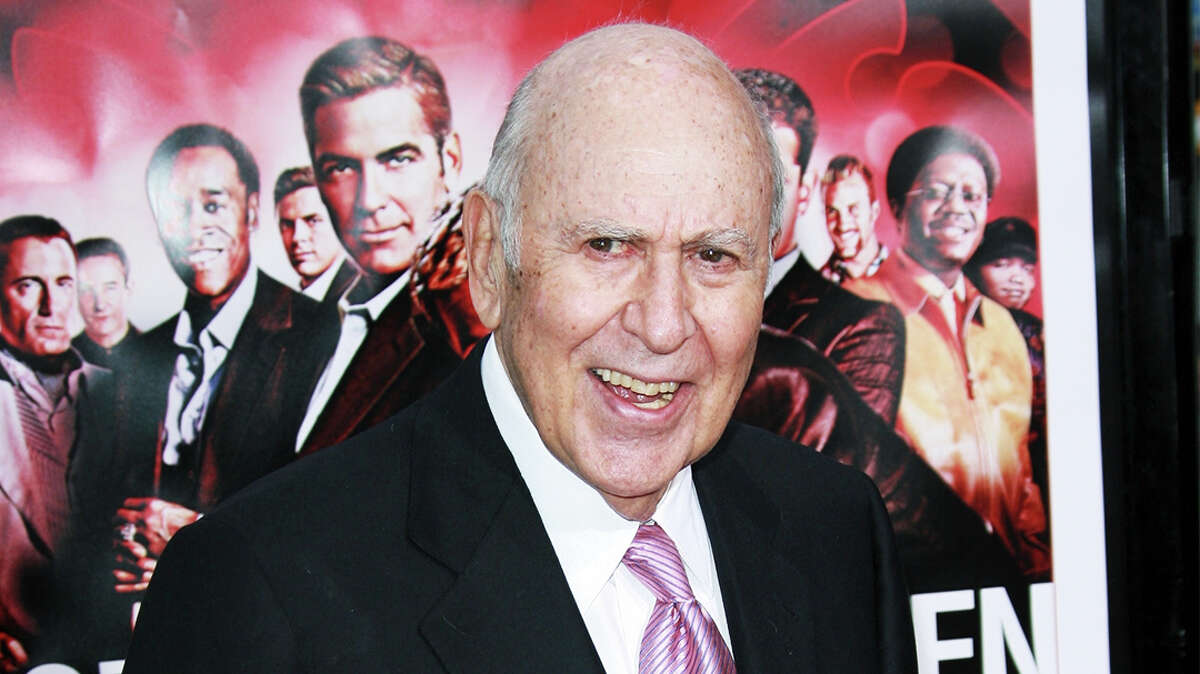 Carl Reiner, the ingenious and versatile writer, actor and director who broke through as a