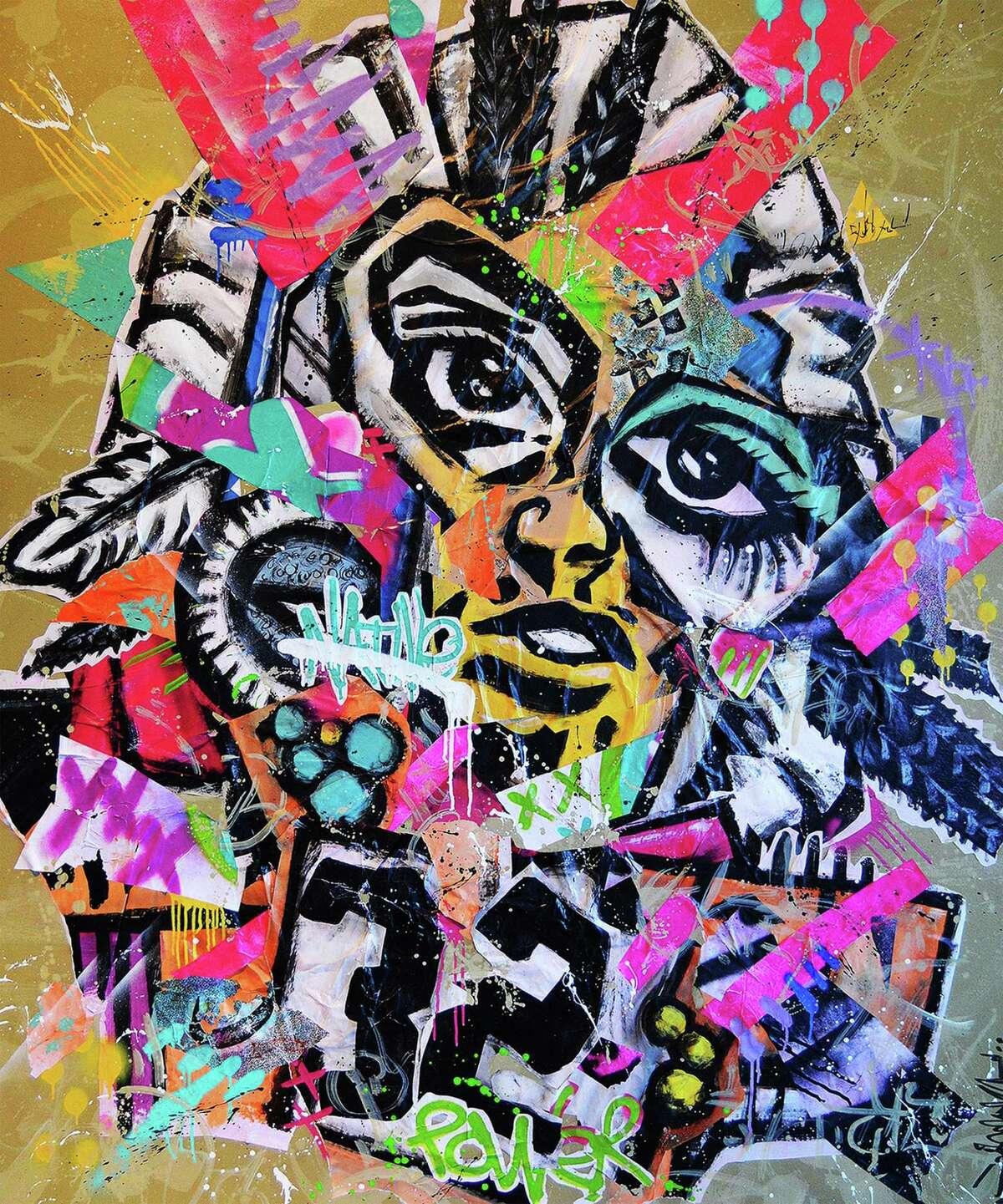 """Restless Native"" by Jahmane."