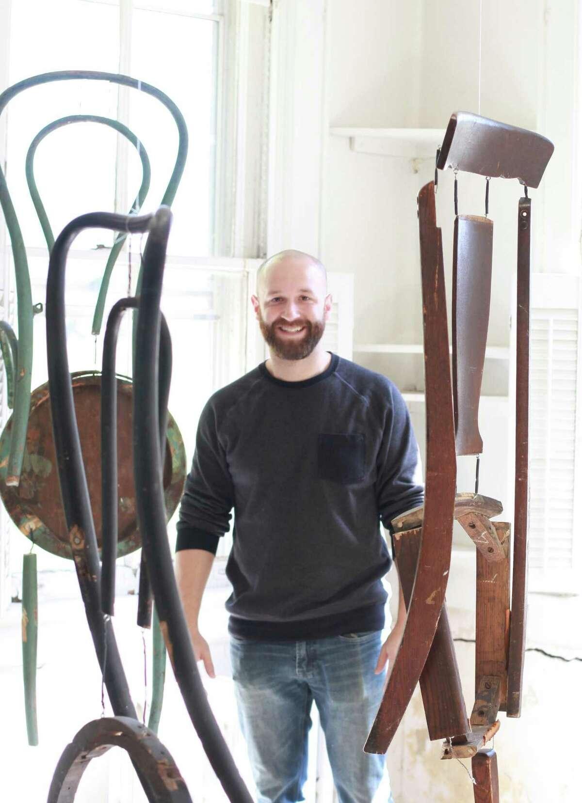 Ben Quesnel will co-moderate the Bruce Museum's street art talk.