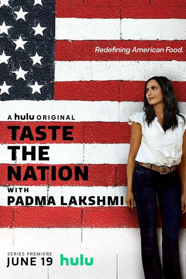 """Hulu's new series """"Taste the Nation with Padma Lakshmi"""" looks at the cultures behind American food. Photo: Hulu / Contributed Photo /"""