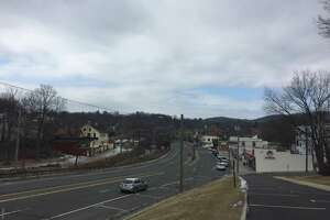 A view of downtown Winsted.