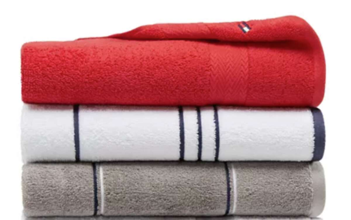 Tommy Hilfiger All American II Cotton Mix and Match Bath Towel Collection Price: Starting at $1.99 You need to wash your towels more often. Or, you can just buy new ones! Get these Tommy Hilfiger towels starting at $1.99, when you use promo code FOURTH.