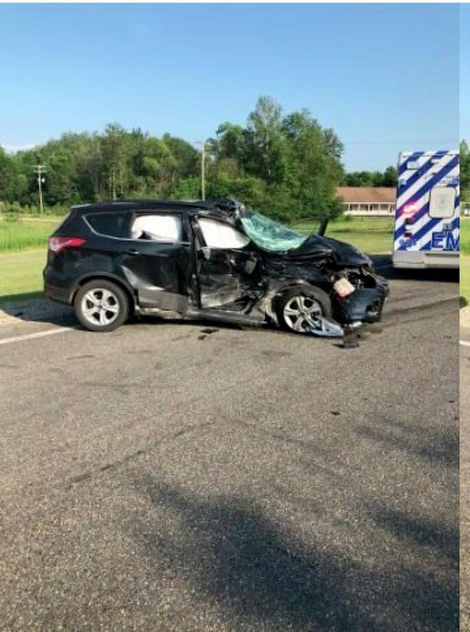 Osceola County Sheriff Ed Williams said alcohol and speed are believed to be factors in a fatal car crash Monday evening. (Courtesy photo/Osceola County Sheriff's Office)