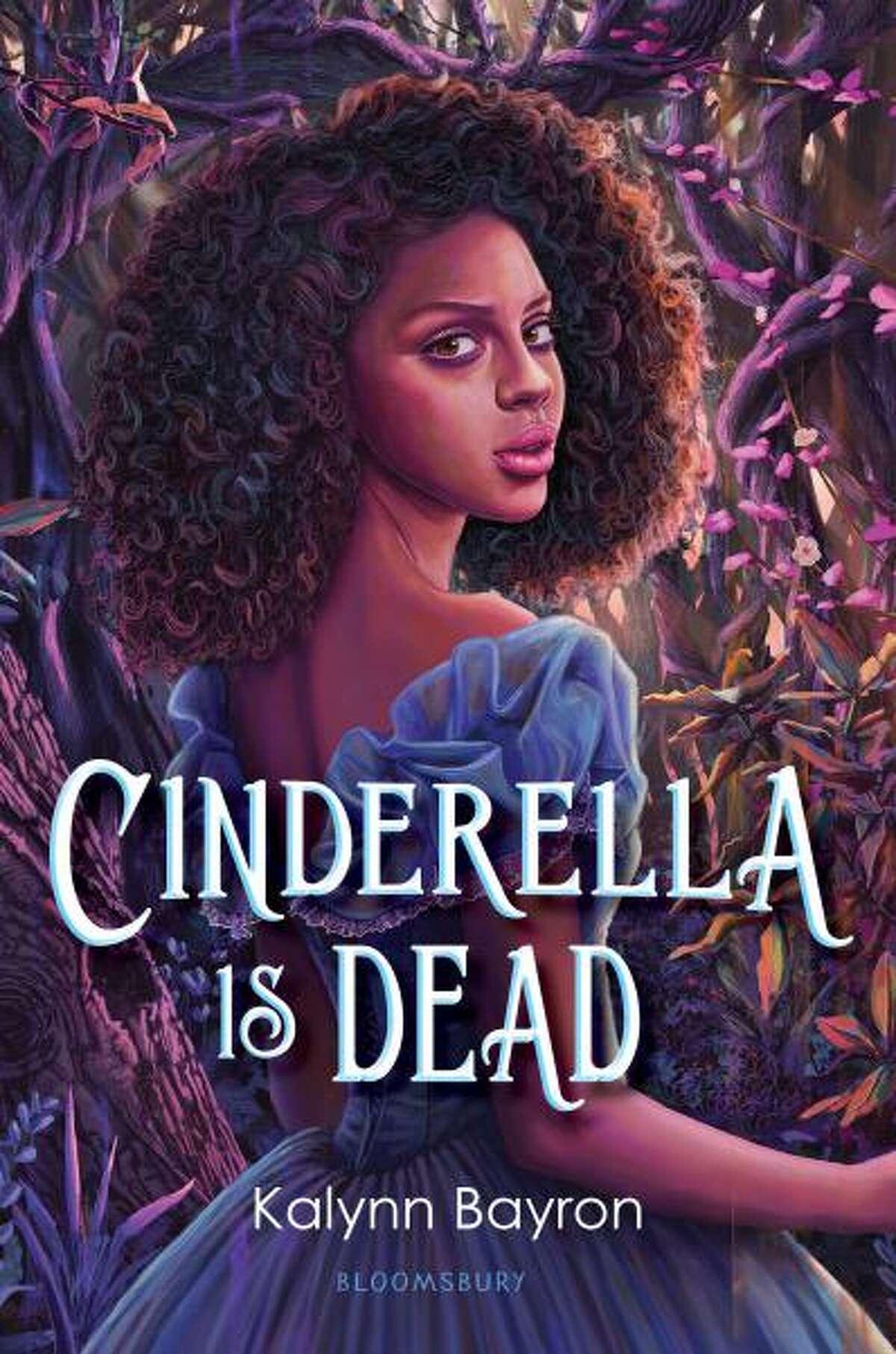 "San Antonio-based writer Kalynn Bayron's new book is ""Cinderella is Dead,"" a fresh spin on the fairy tale."
