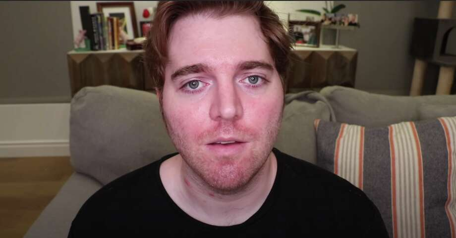 Dawson became one of the platform's original - and most popular - stars after joining YouTube in 2008. He has long been a divisive figure, known for comedy he likened to that of radio shock jocks. Photo: Via YouTube