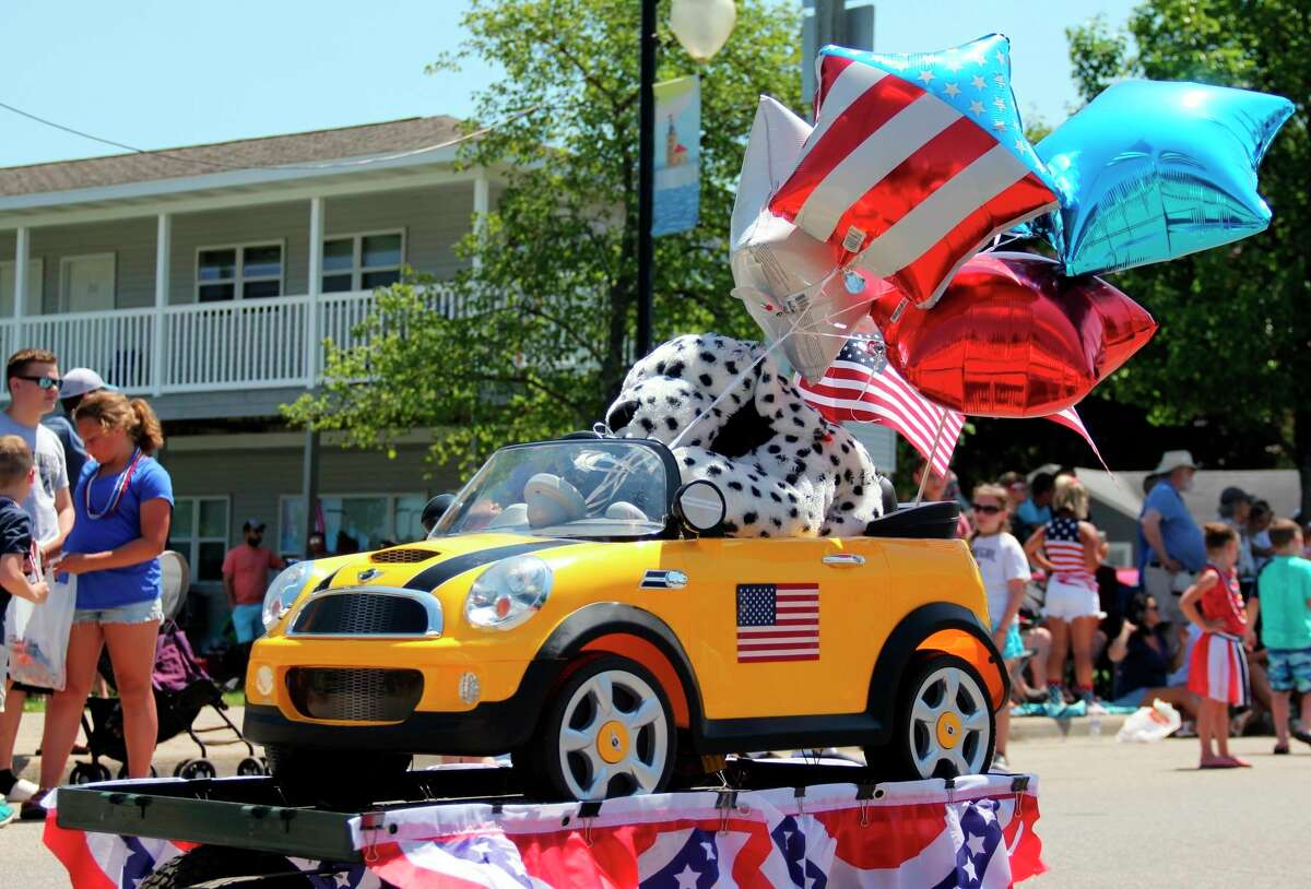 Port Austin will mark Independence Day with its annual Fourth of July parade and fireworks display this Saturday. (Tribune File Photo)
