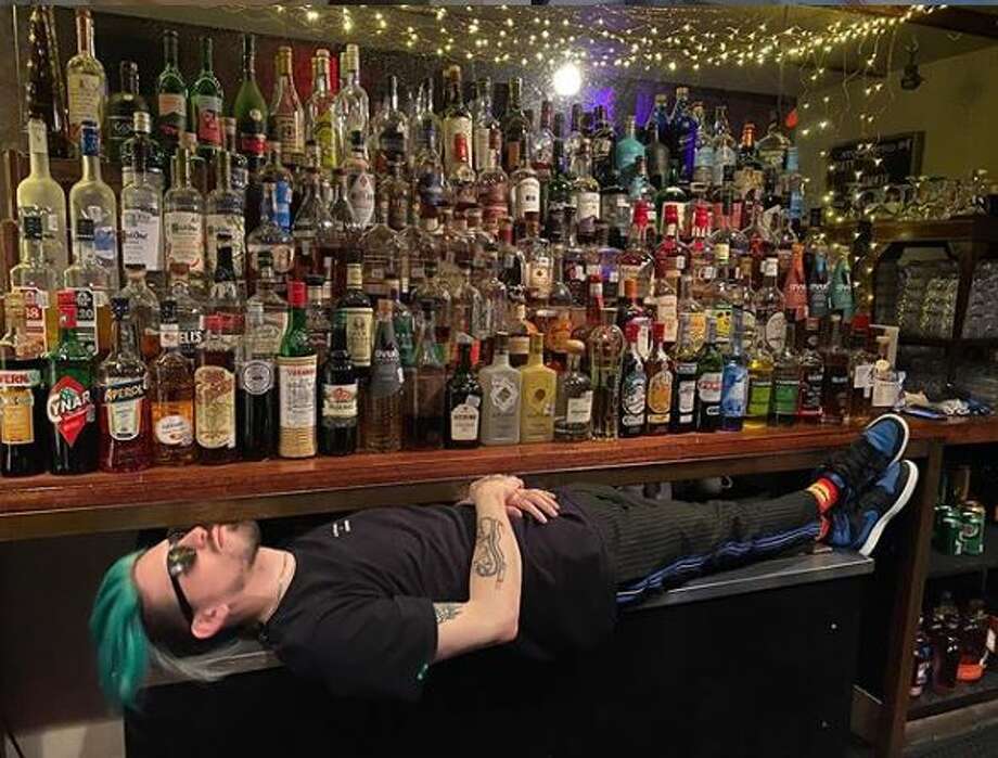 Houston bar owners and bartenders who had to close down their businesses a second time in less than four months after Governor Abbott's order last Friday. For bartender Stacy Gouty at Houston's Cottonmouth Club, it has been an unpredictable struggle--staying safe from COVID-19 and also keeping financially afloat during the shutdown. Photo: Stacy Gouty/Cottonmouth Club