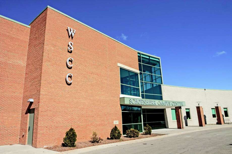 West Shore Community College is in Stage Four of the re-opening process; president Scott Ward said the college soon will be in Stage Five, which allows the public to make appointments to come in and meet with the college staff. (File photo)