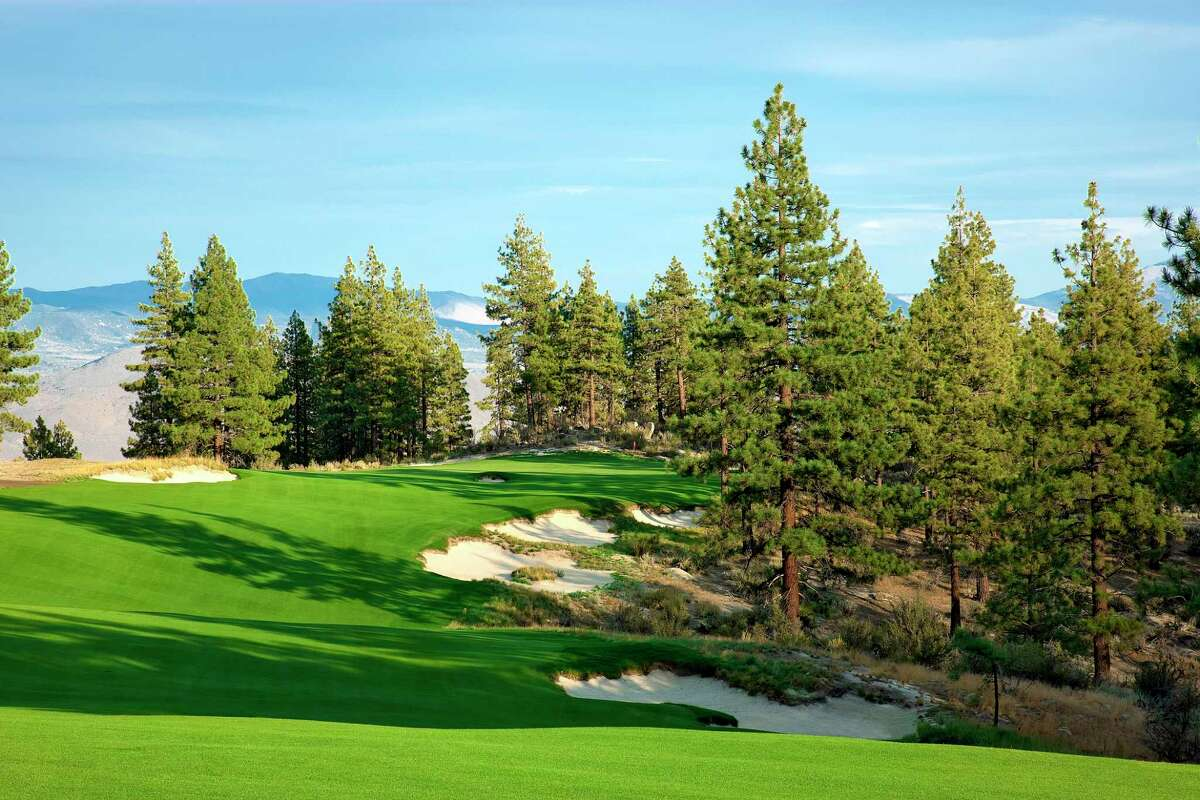 Bill Coore and Ben Crenshaw served as architects of the golf course within the Clear Creek Tahoe community. The course has been ranked as the best in Nevada.