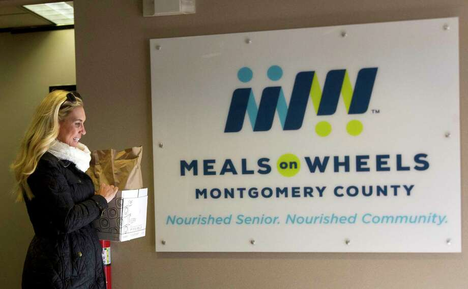 Meals on Wheels Montgomery County is getting $360,000 in federal funding over the next three years for its Senior Rides program thanks to a federal program that helps improve mobility for seniors and those with disabilities. Photo: Jason Fochtman, Houston Chronicle / Staff Photographer / Houston Chronicle  © 2020