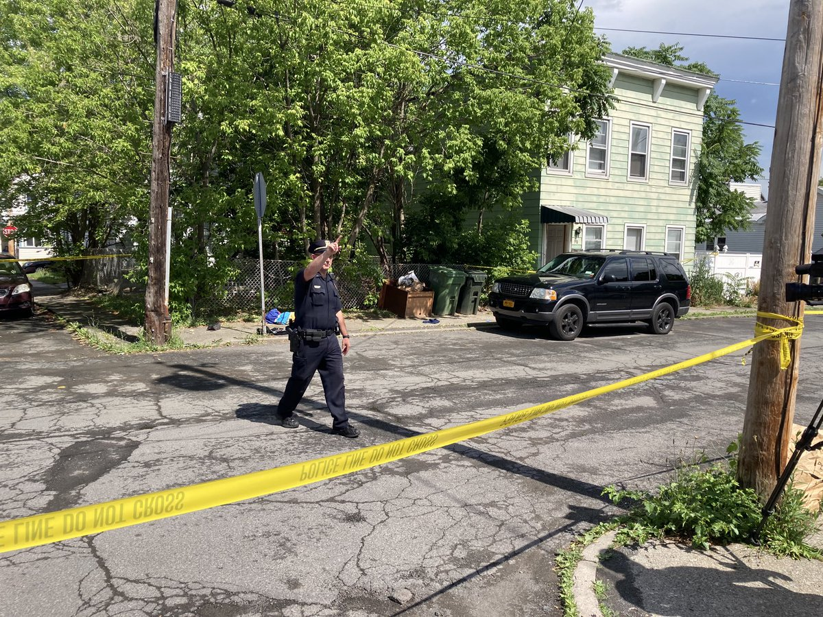 Man shot in Cohoes