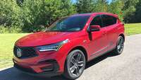 Acura RDX compact crossover stands out in premium segment - Photo
