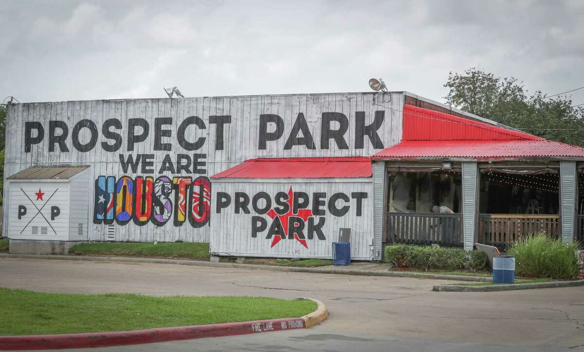 """Mayor Sylvester Turner named Prospect Park 3100 Fountain View to his Mayor's """"Wall of Shame"""" Tuesday, June 30, 2020, in Houston."""