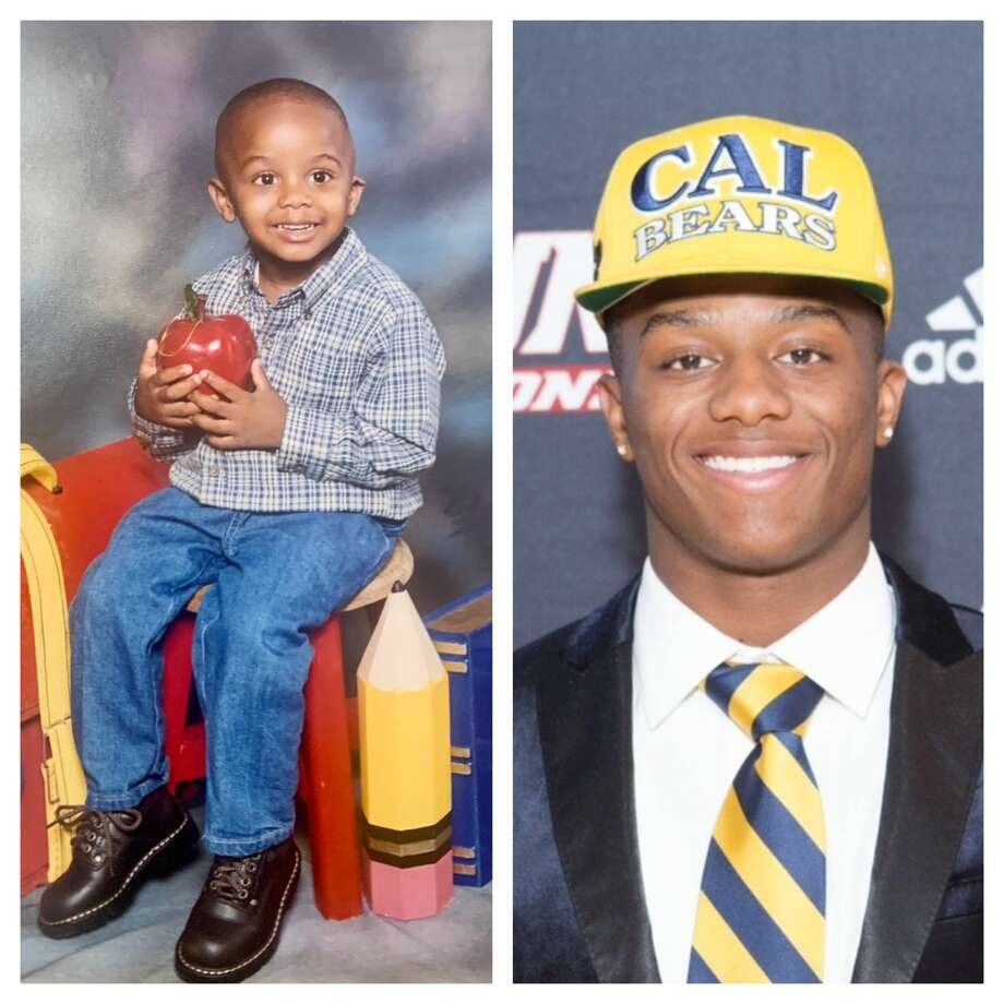 Cal football's Josh Drayden, who was granted a fifth year of eligibility this season, is currently an American Studies major. Photo: Courtesy Of Edwin Drayden